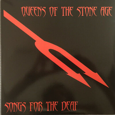 "QUEENS OF THE STONE AGE "" SONGS FOR THE DEAF "" ***  VINYL LP *** NEW"