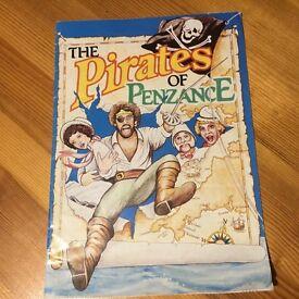 1987 Pirates of Penzance Programme
