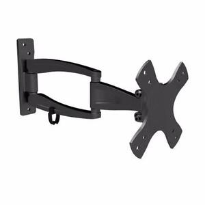 FULL MOTION TV WALL MOUNT BRACKET FL 519 TV/MONITOR 17-37 NCH TV ARTICULATING SWINGING WALL MOUNT HOLD UP TO 15 KG