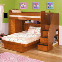 BLOWOUT SALE_KIDS_BEDROOMS_BUNK_LOFT BEDS_QUALITY FURNITURE
