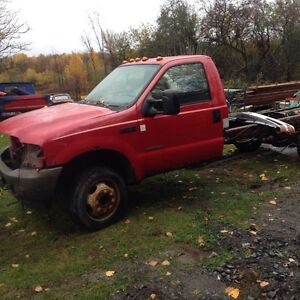 2003 Ford 6.0l parts