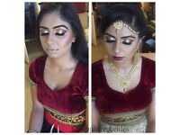 Asian bridal party hair and makeup artist. Make up and hair offers SEPT/OCT and 2017! LEEDS/HALIFAX