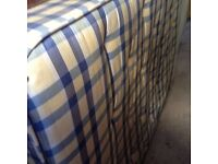 Double mattress 250mm thick