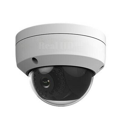 Hikvision Compatible Onvif 2MP Indoor/Outdoor Network POE IP Camera 2.8mm (2 Axis Camera)