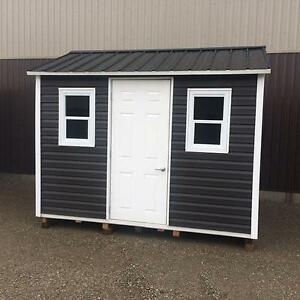 Fully Insulated Shed
