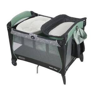 Graco Pack 'N Play Playard with Newborn Napper - Greenhill