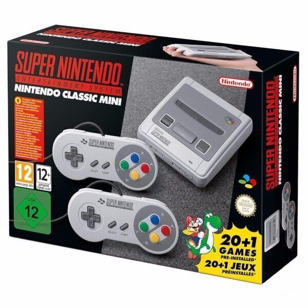 Brand New - Super Nintendo SNES Mini