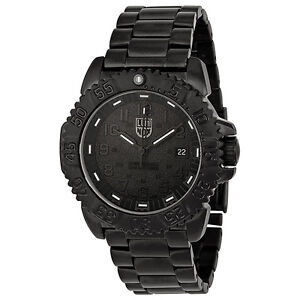 Luminox Colormark Blackout Luminescent Mens Watch SU3152.BO