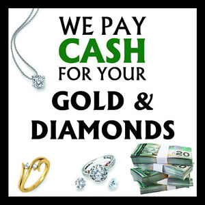 CASH FOR GOLD, SILVER, DIAMONDS, WATCHES..28 years of expertise!