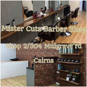 BARBER SHOP FOR SALE Westcourt Cairns City Preview