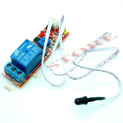 5pcs 12V Flame Sensor Module With 50 cm Long Lead Flame Sensor Fire Detection Fire Detection Sensor