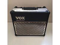 Vox Valvetronix AD15T 15w Guitar Amplifier.