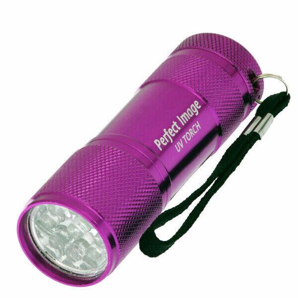 Flashlight - LED UV Torch Squid Rejuvenator