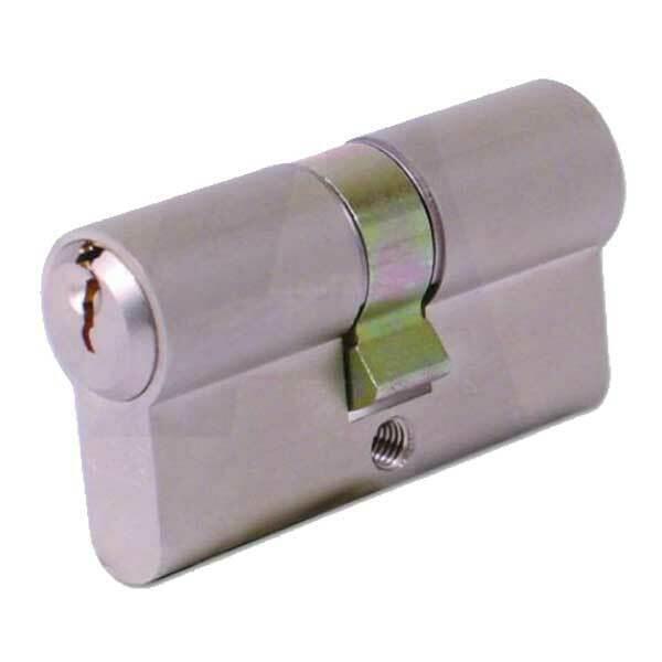 Evva Euro Double Cylinder 27-27 NP (A-DZ-27-27-NP)