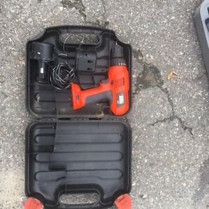 9.6 black and decker drill