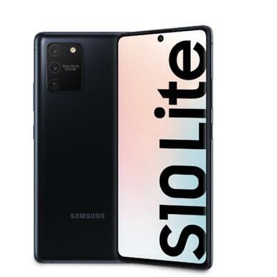 SAMSUNG GALAXY S10 LITE PRISM BLACK 128 GB ROM DUAL SIM GARANZIA...