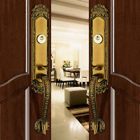 H9801M # Luxurious Mortise Entry Entrance Front Door Lockset (Do
