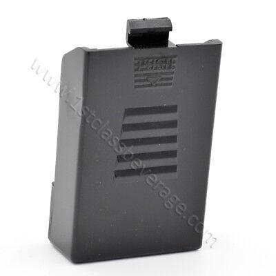 Elmeco First Class Black Lid Handle Cover - Parts