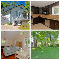 Cottage in the City! Don't Miss Out on this Great Home for Sale.