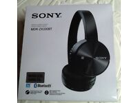 🎼🎮🎤 Sony wireless headset brand new still boxed and sealed