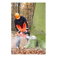 Brand new 50 cc chain saw