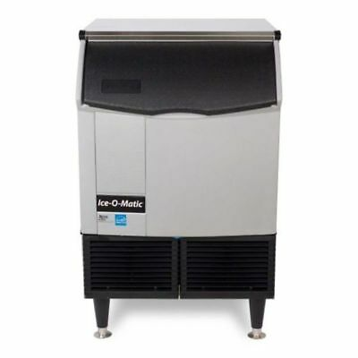 Ice-o-matic Iceu226fw 232 Lbs Full Size Cube Maker Water-cooled Ice Machine 230v