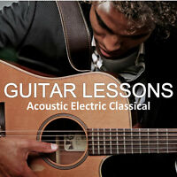 Guitar Lessons for All Ages, Including Absolute Beginners