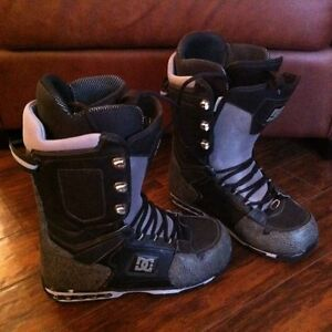 Size 11 DC Snowboard Boots