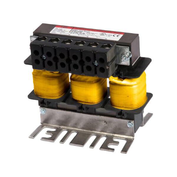 KLR12BTB-KLR, 480V, 12A, 7.5HP, 3 Ph, Open Chassis, Reactor