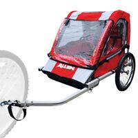 NEUF - Remorque de vélo pour 2 enfants Allen AST2 Sports