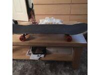 Full skateboard setup