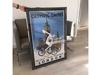 Olympic Games art