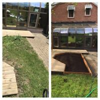 Arm's Landscaping, Recycling & Multi-Tarde