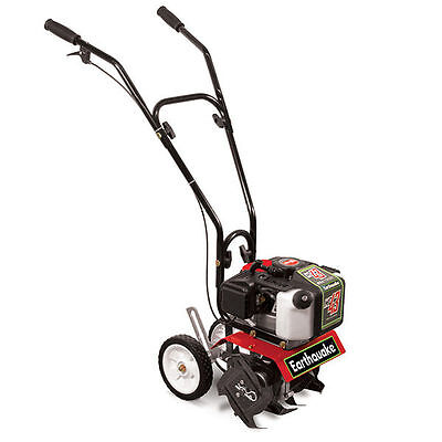 Earthquake Mc43  6  10   43Cc 2 Cycle Forward Rotating Mini Cultivator