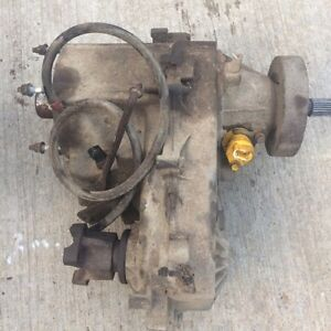 Jeep tj transfer case