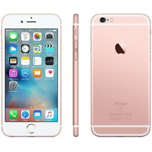 iPhone 6s rose gold bell prepaid