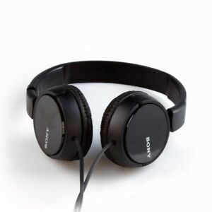Écouteurs Sony MDR-ZX110 15$