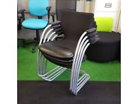 Office furniture essex stacking conference chairs