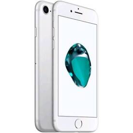 Apple iPhone 7 32gig silver