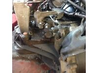 Ford Focus/cmax 1.6 Tdci 5 speed gearbox 2005