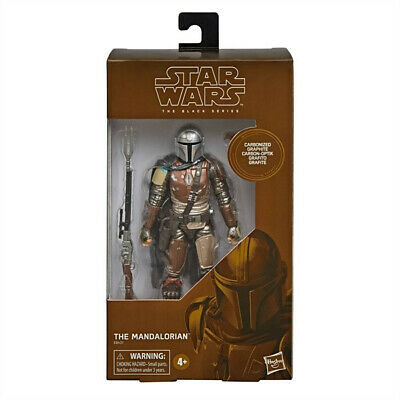 Star Wars Black Series Carbonized Mandalorian - NEW