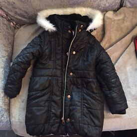 Ted baker girls coat