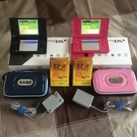 dsi kit special r4 cartridges included see description