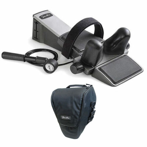 SAUNDERS CERVICAL TRACTION DEVICE WITH CASE (Open Box)