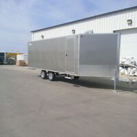 2015 Triton Trailers XT Enclosed 8' Wide Series XT-228