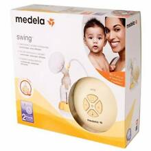 Medela Swing Electric Breast Pump & Bonus Calma Teat + Freebies Earlwood Canterbury Area Preview