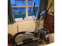 Kettler Zenith cross trainer - excellent condition
