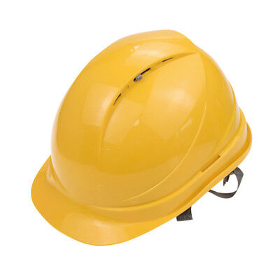 Comfortable Construction Hard Hats Abs Work Protective Safety Helmet Breathable