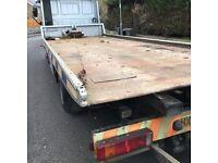 55reg 18ft tiltslide spec recovery truck Px poss