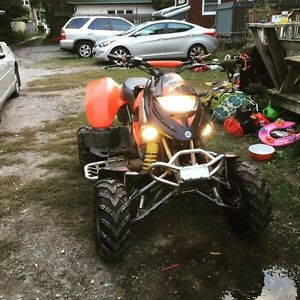 Mint well maintained. 65o rotex ds.  Can am  Peterborough Peterborough Area image 1